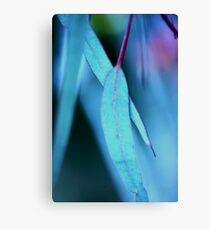 Simply Leaves Canvas Print