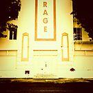 Rage - Portland, Oregon by KeriFriedman