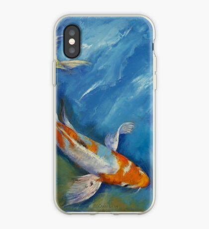 Yamato Nishiki Koi iPhone Case