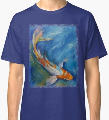 Yamato Nishiki Koi Classic T-Shirt
