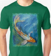 Yamato Nishiki Koi Unisex T-Shirt