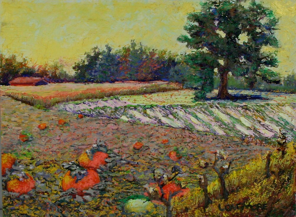 Pumpkin Harvest by sandralongmore