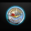 Vette Emblem  by Mikeb10462