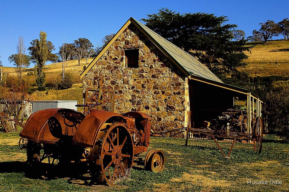 Carcoar NSW ~ Stoke Stables Museum by Rosalie Dale
