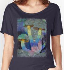 Magic Mushrooms Women's Relaxed Fit T-Shirt