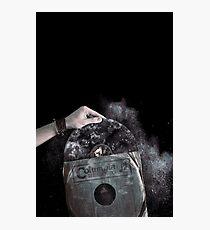 Recorded Dust Photographic Print