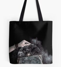 Recorded Dust Tote Bag