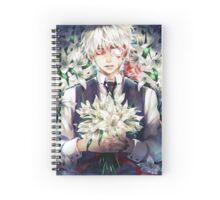 Anime: TOKYO GHOUL - Kaneki Spiral Notebook