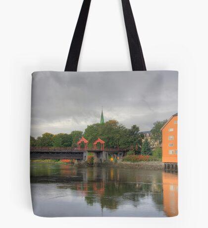 Trondheim - Gamle Bybro Tote Bag