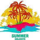 Summer Holidays by CyprusAssassinGR YouTuber