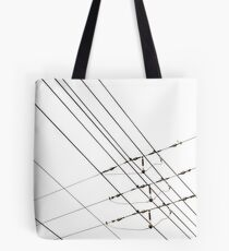 Wires Tote Bag