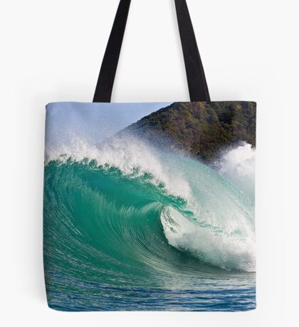 Green Perfection Tote Bag