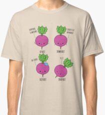 Beet Puns Classic T-Shirt
