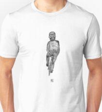 Grim Cyclist Unisex T-Shirt