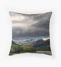 Dart River Throw Pillow