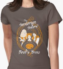 Devil's Brew Women's Fitted T-Shirt