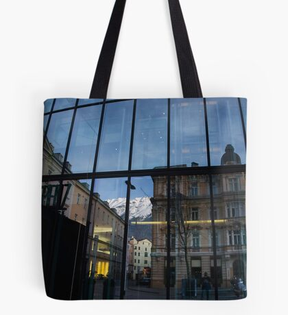 Hotel with a View Tote Bag