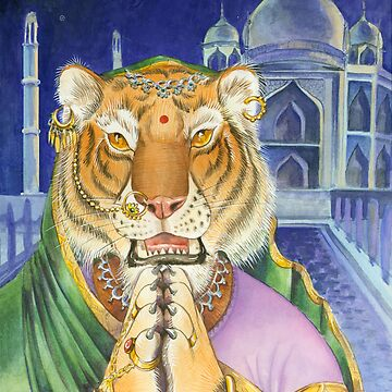 Tigress of India by the5thbeatle