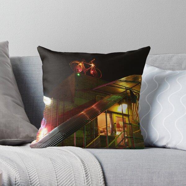 DGN Requiem III Throw Pillow
