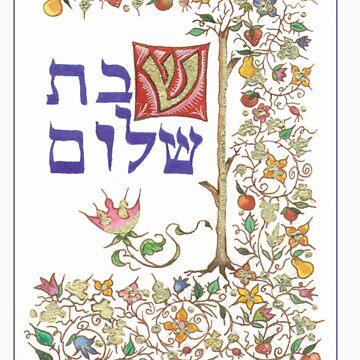 Shabat Shalom by the5thbeatle