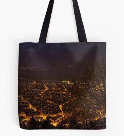 A City's Lifelines Tote Bag