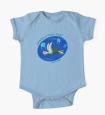 Jellyfish or Plastic Bag? Baby Body Kurzarm