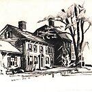 Kautsky Sketch II by chilby