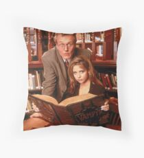 Welcome to the Hellmouth Throw Pillow