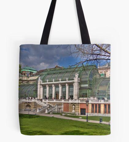 Palmenhaus - Burggarten Tote Bag