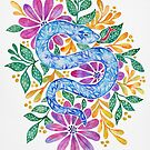 Snake by zephyrra
