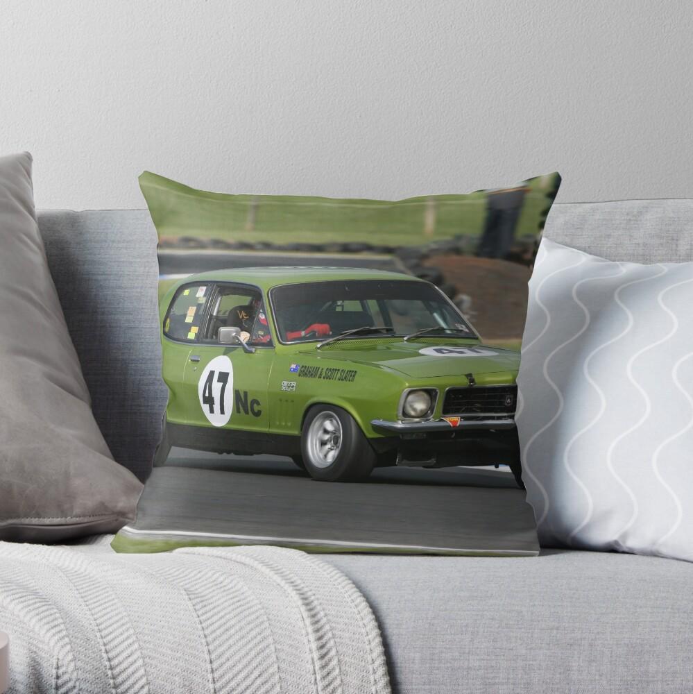 GTR-XU1 Throw Pillow