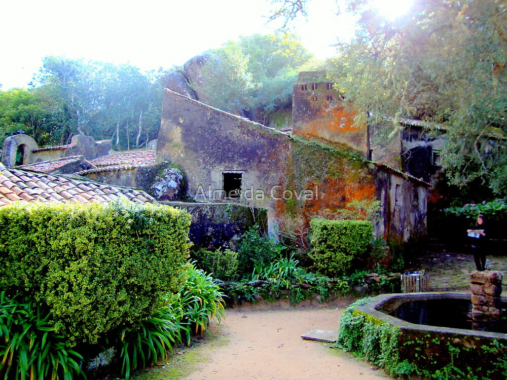 welcome to paradise 195..sintra portugal.. by Almeida Coval