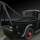 Early Tow Truck by barkeypf
