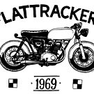 Flat Trackers by Chris Jackson