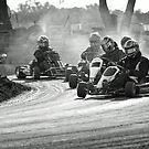 Busselton Dirt Kart Fun by 1randomredhead