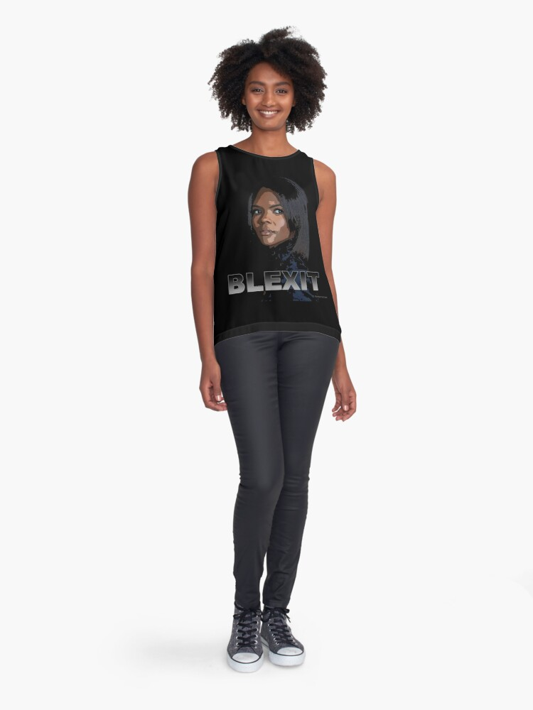 Alternate view of BLEXIT Contrast Tank