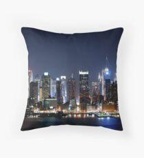 Cojín New York City Blues