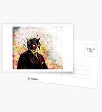 Whisker Postcards