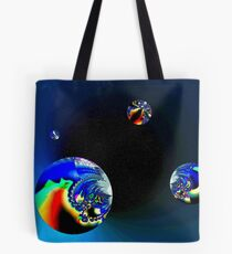 Fractal Cosmos Tote Bag