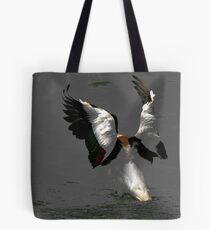Wings Of The Shellduck Tote Bag