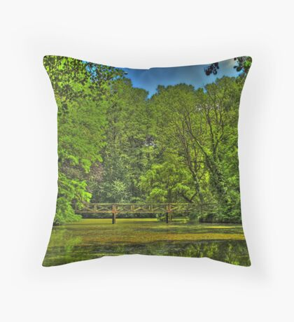 Alcsutdoboz Throw Pillow