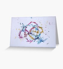 Rite of Spring Greeting Card