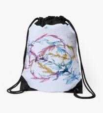 Rite of Spring Drawstring Bag