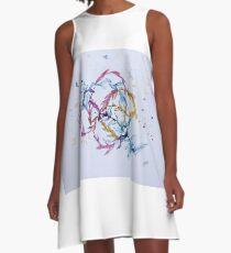 Rite of Spring A-Line Dress