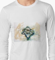 Our entwined hearts Long Sleeve T-Shirt