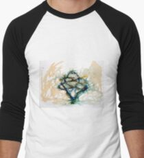 Our entwined hearts Baseball ¾ Sleeve T-Shirt