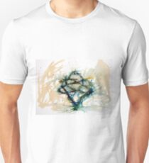 Our entwined hearts Slim Fit T-Shirt