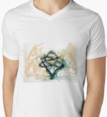 Our entwined hearts V-Neck T-Shirt