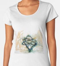 Our entwined hearts Premium Scoop T-Shirt