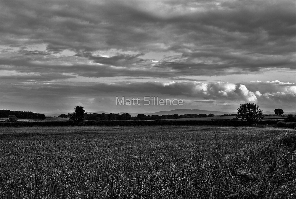 Looking over to South Shropshire by Matt Sillence